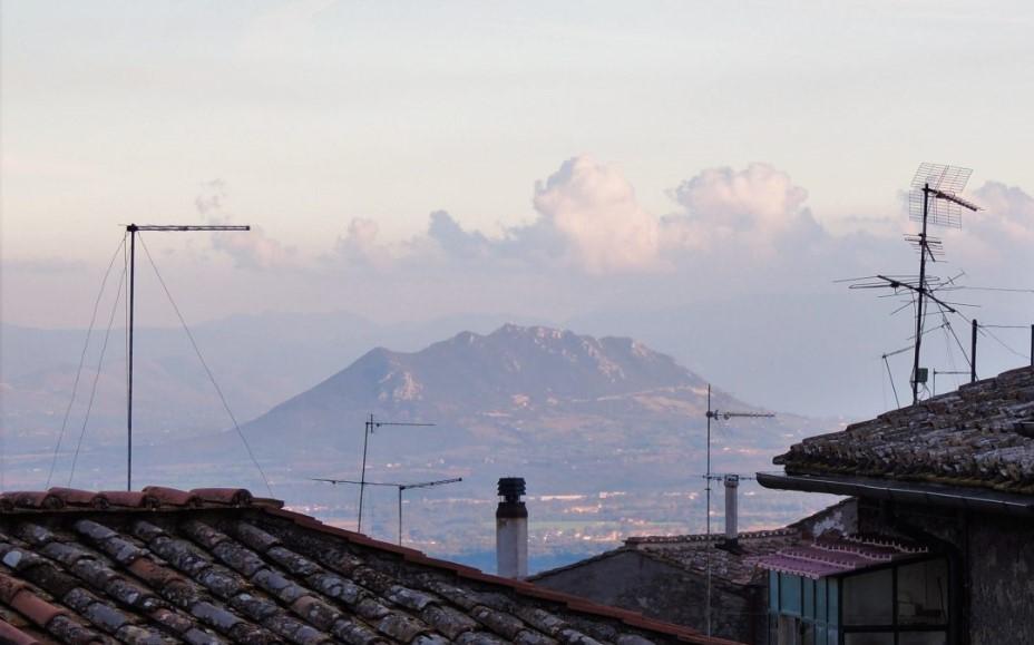 monte Soratte da Caprarola