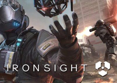 ironsight-fps online gratuito